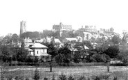 Lancaster, from Sunny Hill c1885