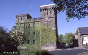 Lancaster, keep of Bowerham Barracks 2004
