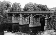 Lancaster, Penny Bridge c1955