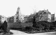 Lancaster, Royal Albert Asylum c1878
