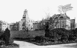 Lancaster, Royal Albert Asylum c.1878
