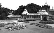Lancaster, Ryelands Park c1955