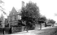 Lancaster, the Grammar School 1891