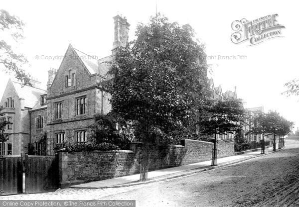 Lancaster, the Grammar School 1891
