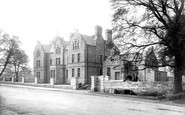 Lancaster, The Infirmary 1896