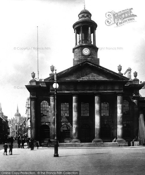 Photo of Lancaster, the Town Hall 1903, ref. 50057X