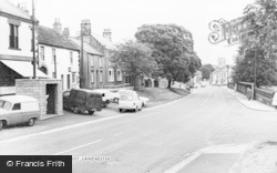 Lanchester, Front Street c.1960
