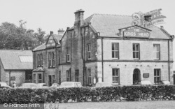 Lanchester, The King's Head c.1960