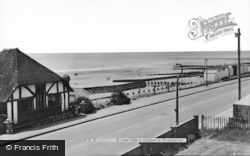 Lancing, A View From Drumconner c.1955