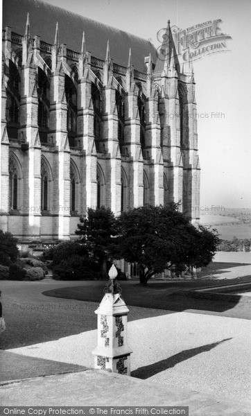 Photo of Lancing College, The Chapel c.1960