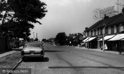 Lancing, Crab Tree Lane c.1960