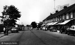 Lancing, Crabtree Arcade c.1960
