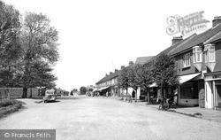 Lancing, Crabtree Lane c.1955