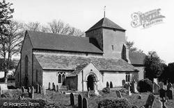Lancing, Parish Church Of St James The Less c.1955