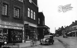 Lancing, South Street 1949