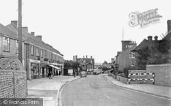 Lancing, South Street c.1955