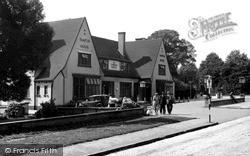 Lancing, The Corner House c.1960