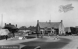 Lancing, The Farmer's Hotel c.1955