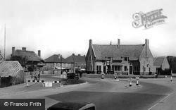 Lancing, The Farmers Hotel c.1955