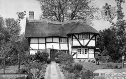 Lancing, The Old Cottage c.1960