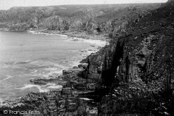 Land's End, 1893