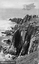 Land's End, c.1875