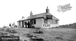 First And Last House c.1955, Land's End