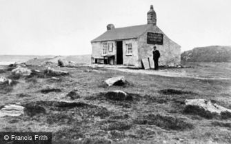 Land's End, First and Last Refreshment House in England 1908