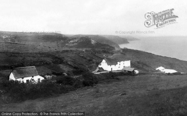 Photo of Landewednack, Church Cove 1907