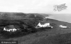Church Cove 1907, Landewednack