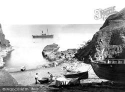 Church Cove c.1900, Landewednack
