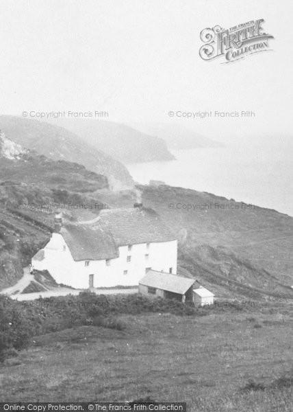 Photo of Landewednack, Church Cove, The Mariners 1907