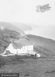 Church Cove, The Mariners 1907, Landewednack