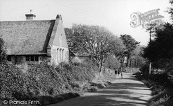 The Village c.1955, Landewednack