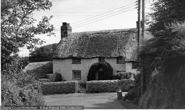 Photo of Landewednack, Village c.1960
