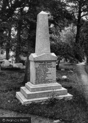 War Memorial 1927, Landewednack