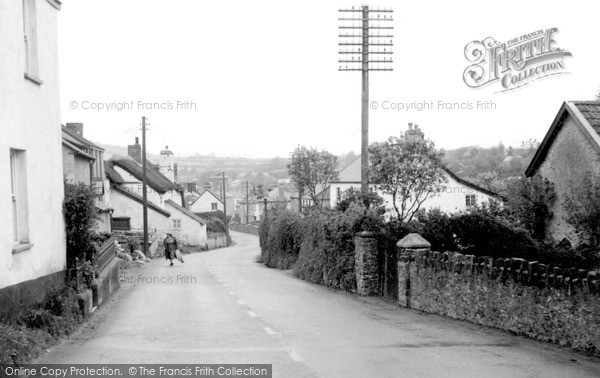 Landkey, Barnstaple Road c1955