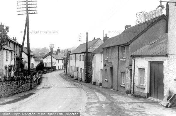Landkey, the Village c1955