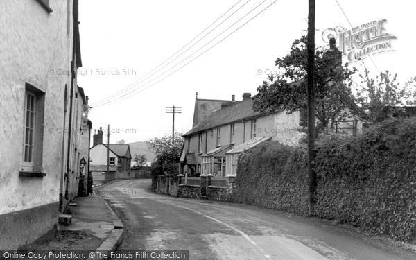 Photo of Landkey, Village c.1955
