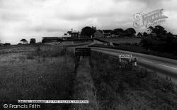 Landrake, Entrance To The Village c.1960