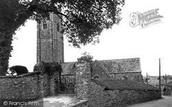 Landrake, St Michael's Church c.1960