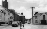 Landrake, Ye Olde Bullers Arms c1960