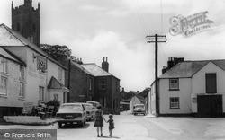 Landrake, Ye Olde Bullers Arms c.1960