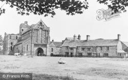 Lanercost Priory, c.1950
