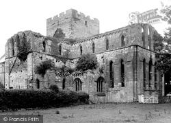 Lanercost Priory, The Church 1924