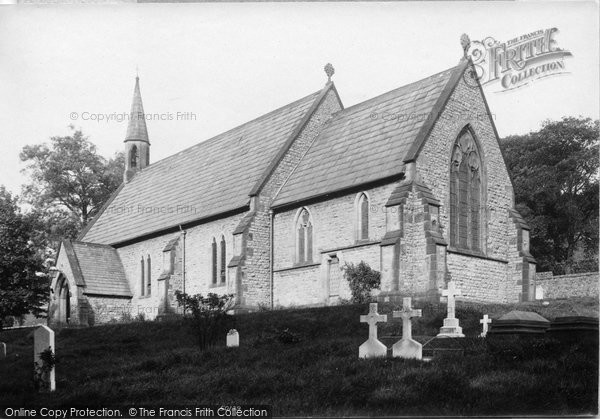 Photo of Langcliffe, Church Of St John The Evangelist 1903