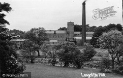 The Mill c.1900, Langcliffe