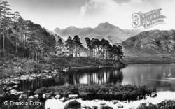 And Blea Tarn c.1910, Langdale Pikes