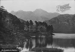 Blea Tarn 1892, Langdale Pikes