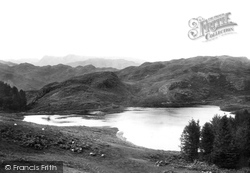 Foot Of Tarn Haws 1896, Langdale Pikes